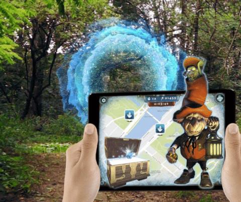 escape game enfant portail magique